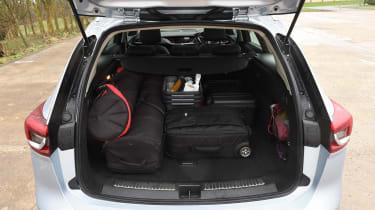 Vauxhall Insignia Sports Tourer - boot full