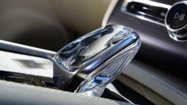 Volvo XC90 -  gear lever