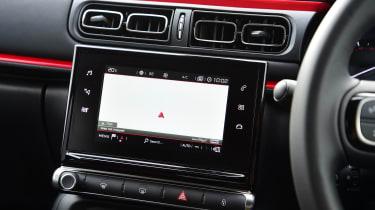 Citroen C3 - Navigation