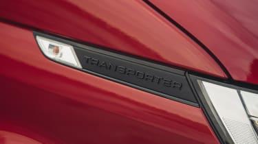 Volkswagen Transporter 6.1 - badge