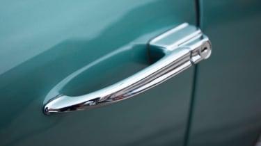 Aston Martin DB4 GT - door handle