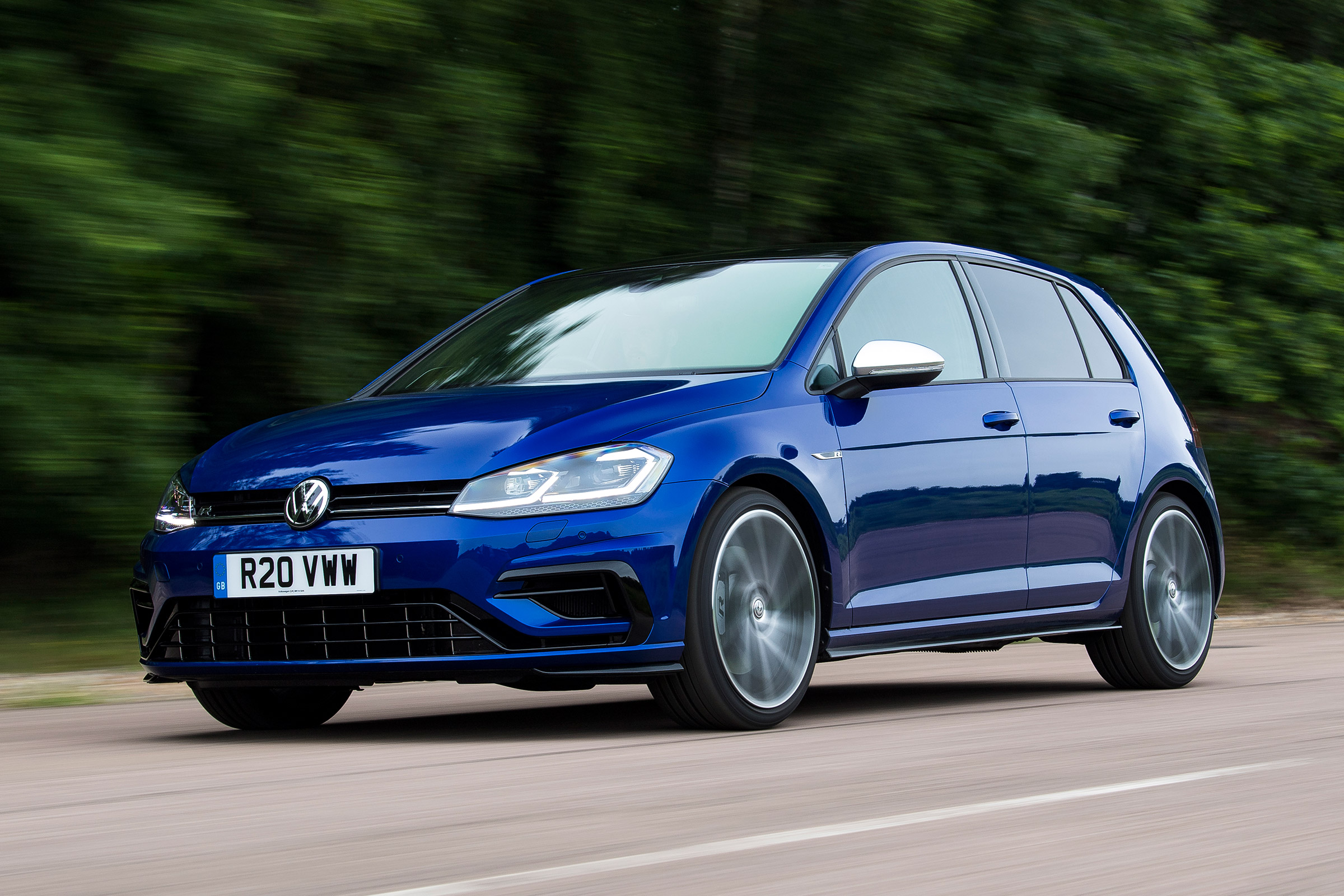 New Volkswagen Golf R Performance Pack 2018 Review Auto Express