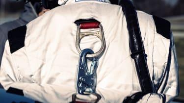 BMW drift record - harness