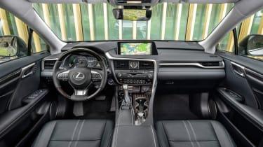 Lexus RX L - interior