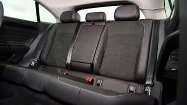 Volkswagen Arteon eHybrid - rear seats