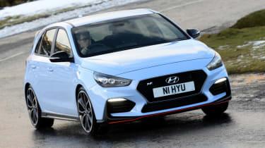 Hyundai i30 N - front