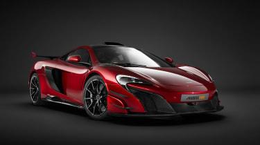McLaren MSO HS front