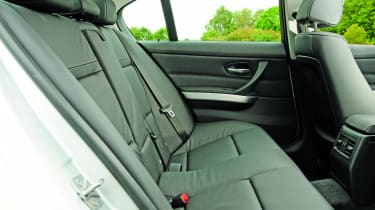 BMW 3-series seats