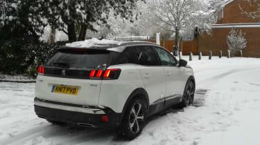 Peugeot 3008 - long term update snow
