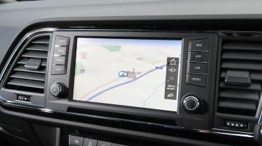 Cupra Ateca - navigation