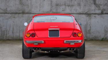 Ferrari 365 GTB/4 Daytona  rear