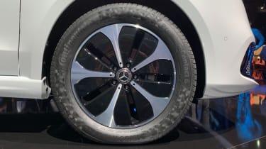 Mercedes EQV - wheel