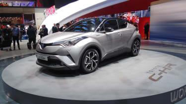 Toyota C-HR - Geneva front three quarter