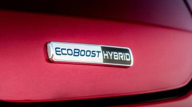 Ford Puma - Hybrid badge
