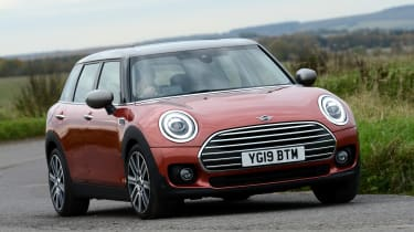 MINI Clubman - front action