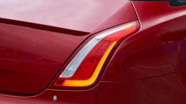 Jaguar XJ R-Sport 2015 taillight