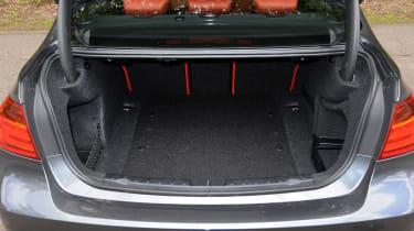 BMW 3 Series M Sport - boot