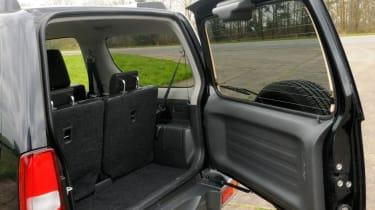 Used Suzuki Jimny - boot