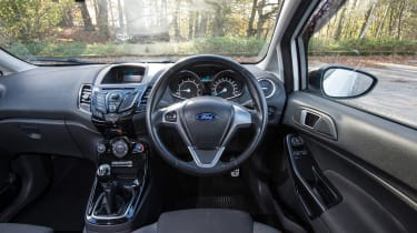 Ford Fiesta 1.0 Mountune - dash