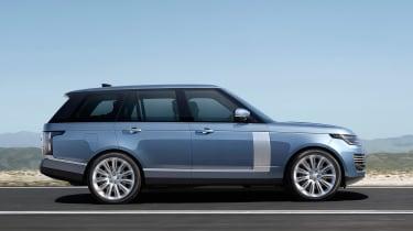 Updated Range Rover - side
