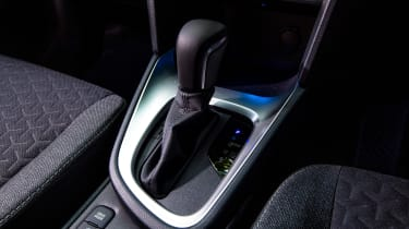 Toyota Yaris Cross - transmission