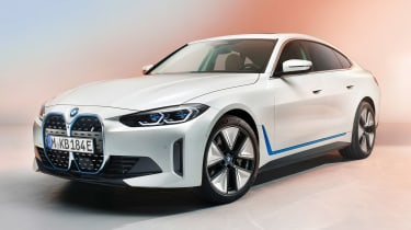 BMW i4 - front static