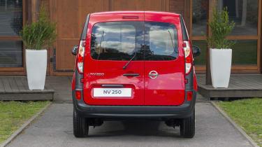 Nissan NV250 rear
