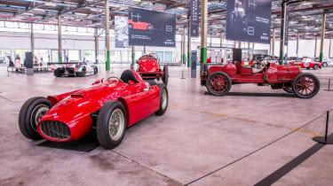 FCA Heritage - Lancia D50