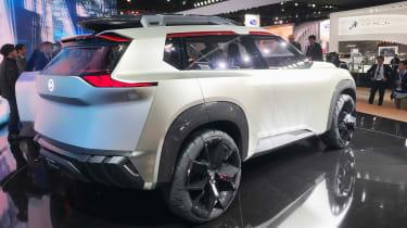 Nissan Xmotion - Detroit rear