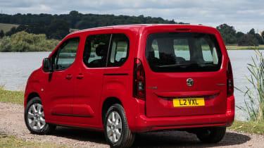 Vauxhall Combo Life - rear