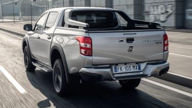 Fiat Fullback Cross - rear