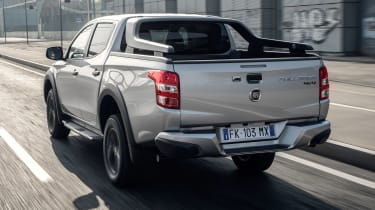 Fiat Fullback Cross - rear