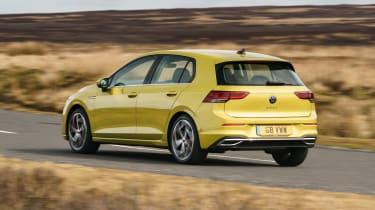 Volkswagen Golf eTSI drive - rear