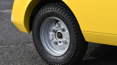 Kid Drivers - wheel