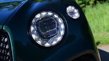 Bentley Continental GT Convertible - front light