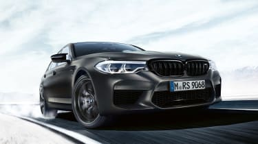 BMW M5 Edition 35 Years - front action