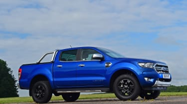 Ford Ranger - front static