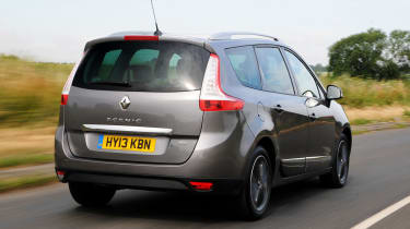Renault Grand Scenic rear view