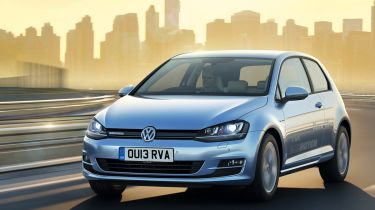 VW Golf Bluemotion
