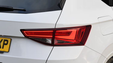Cupra Ateca - rear light
