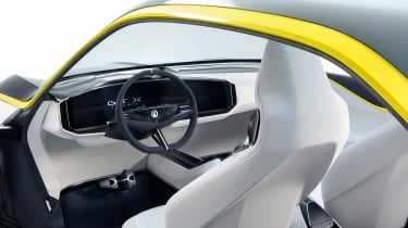 Vauxhall GT X Experimental - interior