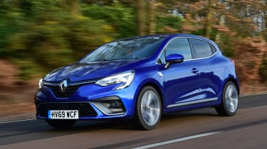 Renault Clio - tracking
