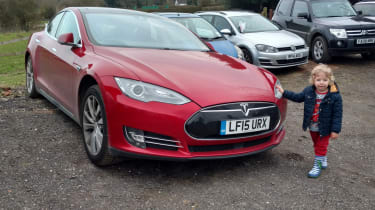 Tesla Model S long term test JM