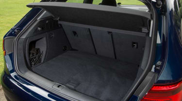Audi A3 TFSI 2016 - boot space