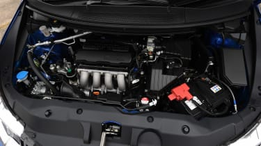 Honda Civic Sport - engine
