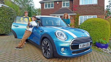 MINI Cooper long-termer - header