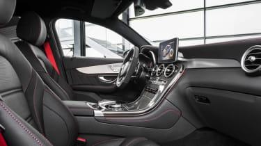 Mercedes-AMG GLC 43 Coupe - interior 2