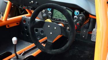 Toyota Land Cruiser - centre console