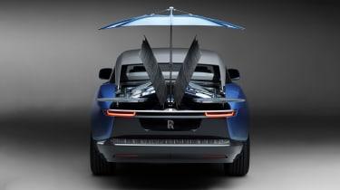 Rolls-Royce Boat Tail - parasol