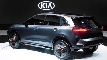Kia Niro EV - CES side/rear